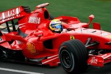 Felipe Massa (BRA) Ferrari F2007, Australian F1 Grand Prix, Albert Park, Melbourne, 16-18/3/ 2007,