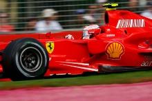 Kimi Raikkonen (FIN) Ferrari F2007, Australian F1 Grand Prix, Albert Park, Melbourne, 16-18/3/ 2007,