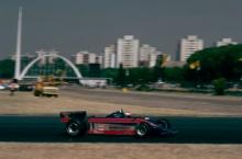 Mario Andretti (USA), Team Essex Lotus 81. Argentinian Grand Prix, 13/01/1980, Buenos Aires, Argentina.