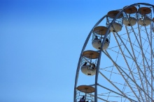 Big Wheel at Silverstone
