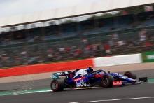 Alexander Albon (THA) Red Bull Toro Rosso Honda