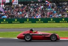 Alfa Romeo Demonstration laps