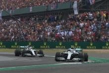 Valtteri Bottas (FIN) Mercedes AMG Petronas Motorsport