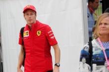 Brendon Hartley (NZL) Ferrari