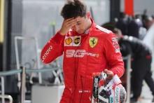 Charles Leclerc (FRA) Scuderia Ferrari Mission Winnow