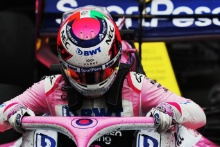 Sergio Perez (MEX) SportPesa Racing Point F1 Team