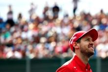 Sebastian Vettel (GER) Scuderia Ferrari Mission Winnow