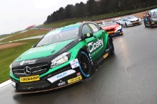 Tom Oliphant (GBR) Cicely Racing Mercedes A-Class