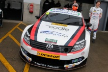 Bobby Thompson (GBR) Team Hard Volkswagen CC