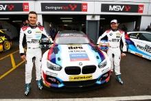 Colin Turkington (GBR) WSR BMW and Rob Collard (GBR) WSR BMW