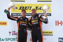 Dan Cammish, Team Dynamics Honda Civic Type R, Matt Neal, Team Dynamics Honda Civic Type R