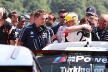 Colin Turkington, West Surrey Racing BMW 125i M Sport
