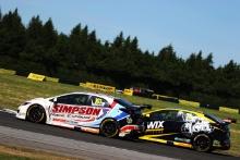 Matt Simpson (GBR) Eurotech Racing Honda Civic