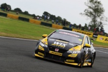 Brett Smith (GBR) Eurotech Racing Honda Civic