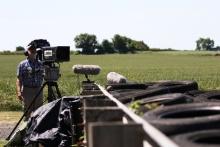 ITV TV Camera