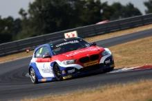 Stephen Jelley (GBR) Team Parker Racing BMW