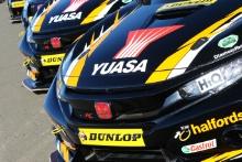 Halfords Team Dynamics Honda