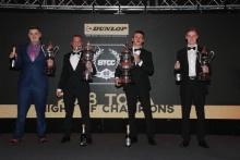 BTCC Support race champions