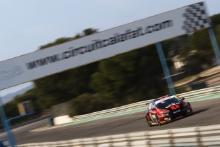 Nicolas Hamilton (GBR) Rokit Motorbase Ford Focus