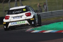 Daniel Rowbottom (GBR) Ciceley Motorsport Mercedes