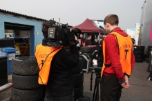 TV at Thruxton