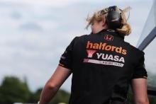 Halfords Team Dynamics Honda Civic