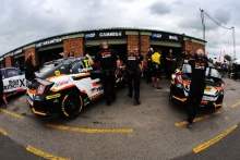 Halfords Team Dynamics Honda Civic