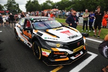 Matt Neal (GBR) Halfords Yuasa Team Dynamics Honda Civic