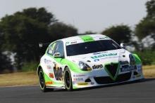 Rob Austin (GBR) HMS Racing Alfa Romeo