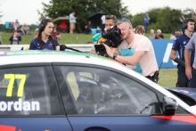 BTCC ITV TV