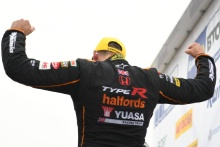 Dan Cammish (GBR)  Halfords Yuasa Team Dynamics Honda Civic