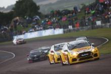 Tom Chilton (GBR) Motorbase Performance Ford Focus