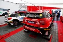 Adam Morgan (GBR) Cicely Racing Mercades A-Class