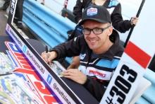 Matt Simpson (GBR) Simpson Racing Honda Civic