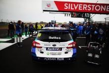 Ash Sutton (GBR) Team BMR Subaru Levorg