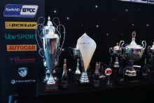 BTCC Night of Champions - Trophies