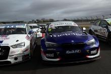 Josh Webster (GBR) Team Parker Racing BMW