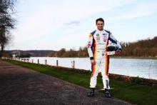 Jake Hill (GBR) - MB Motorsport Honda Civic Type R