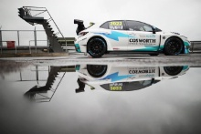 BTCC, Snetterton Tyre Test