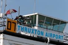 BTCC at Thruxton