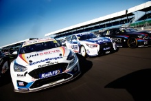 Ollie Jackson (GBR) - MB Motorsport Ford Focus ST