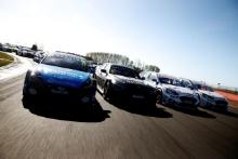 Chris Smiley (GBR) - Excelr8 Trade Price Cars Hyundai i30 Fastback N Performance, Adam Morgan (GBR) - Ciceley Motorsport BMW 330i M Sport