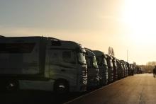 BTCC Trucks