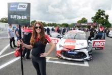Rory Butcher (GBR) - Toyota Gazoo Racing UK Toyota Corolla