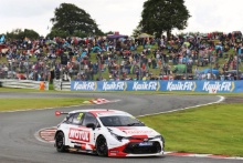 Chris Smiley (GBR) - Excelr8 Trade Price Cars Hyundai i30 Fastback N Performance
