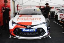 Sam Smelt (GBR) - Toyota Gazoo Racing UK Toyota Corolla