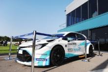 BTCC TOCA Hybrid Toyota