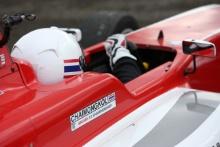 Sasakorn Chaimongkol Hillspeed BRDC British F3
