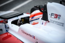 Tristan Charpentier (FRA) Fortec Motorsports BRDC British F3
