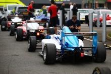 Arvin Esmaeili  Douglas Motorsport BRDC British F3